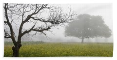 Bath Towel featuring the photograph Skc 0058 Contrasty Trees by Sunil Kapadia