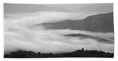 Hand Towel featuring the photograph Skc 0064 Heaven On Earth by Sunil Kapadia