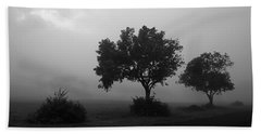 Bath Towel featuring the photograph Skc 0074 A Family Of Trees by Sunil Kapadia