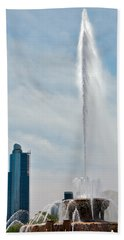 Sky High Bath Towel