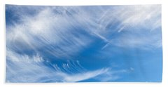 Sky Painting II Bath Towel