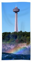 Skylon Tower Niagara Falls Bath Towel