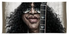 Slash Bath Towel