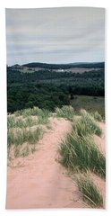 Sleeping Bear Dunes Bath Towel