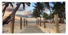 Smathers Beach 2 Hand Towel