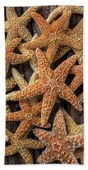 Starfish Bath Towels