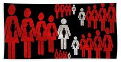 Social Responsibility 1 Part 1 Hand Towel