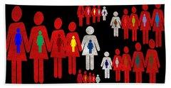 Social Responsibility 1 Part 3 Hand Towel