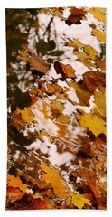 Bath Towel featuring the photograph Soft Landing by Photographic Arts And Design Studio