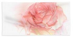 Softly Pink Bath Towel