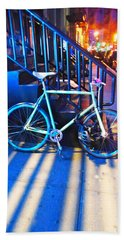 Soho Bicycle  Bath Towel