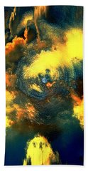 Transformed Space Hand Towel