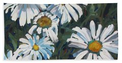 Some Are Daisies Bath Towel