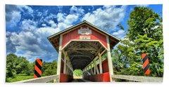 Somerset Pa Glessner Bridge Hand Towel