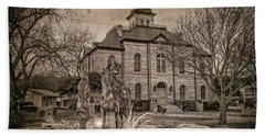 Somervell County Courthouse Hand Towel