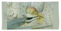 Somewhat Fishy Bath Towel by Ann Horn
