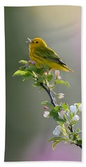 Song Of Spring Hand Towel