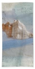 Songs Of The Sea Hand Towel