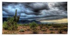 Sonoran Desert Hand Towel