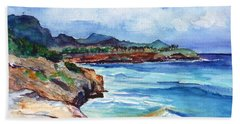 South Shore Hike Bath Towel