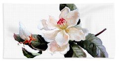 Southern Magnolia Hand Towel