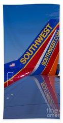 Southwest Hand Towel by Steven Ralser