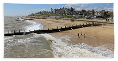 Southwold Beach Hand Towel