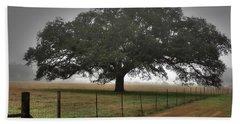 Spanish Oak I Hand Towel by Lanita Williams