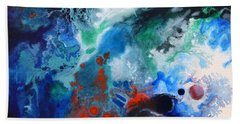 Spark Of Life Canvas One Hand Towel
