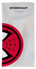 Spiderman 6 Hand Towel