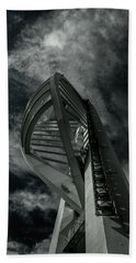 Spinnaker Tower Portsmouth Uk Bath Towel