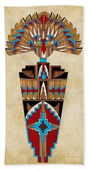 Spirit Chief Hand Towel