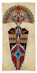 Spirit Chief Bath Towel