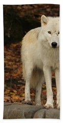 Bath Towel featuring the photograph Spirit Of The Forest by Heather King