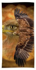 Spirit Of The Wind Hand Towel