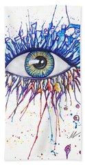 Splash Eye 1 Hand Towel