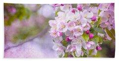 Spring Blossoms Hand Towel