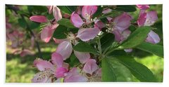 Spring Blossoms - Flower Photography Hand Towel