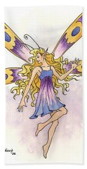 Spring Fairy Bath Towel