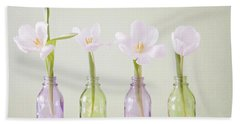 Spring In A Bottle Hand Towel