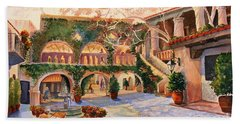 Spring In Tlaquepaque Hand Towel