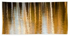 Spring Reflections Hand Towel