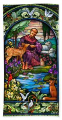 St. Francis Of Assisi Bath Towel