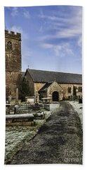 St Gwendolines Church Talgarth 4 Hand Towel