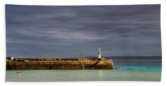 St Ives In Cornwall Bath Towel