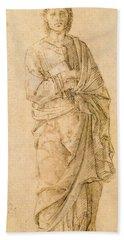 Saint John The Evangelist Bath Towel