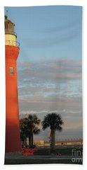 St. Johns River Lighthouse II Bath Towel