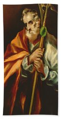 St Jude Thaddeus, 1606 Bath Towel