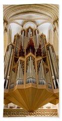 St Lambertus Organ Hand Towel