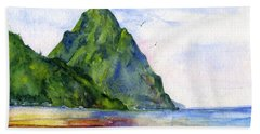 St. Lucia Hand Towel